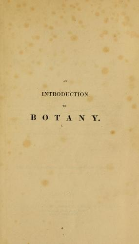 Download An introduction to botany