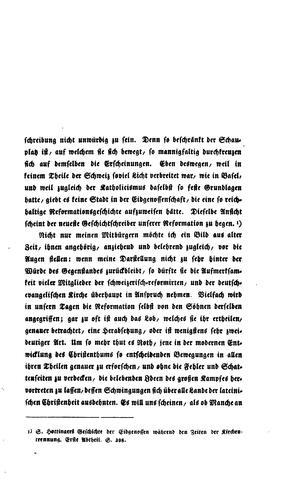 Das Leben Johannes Oekolampads und die Reformation der Kirche zu Basel