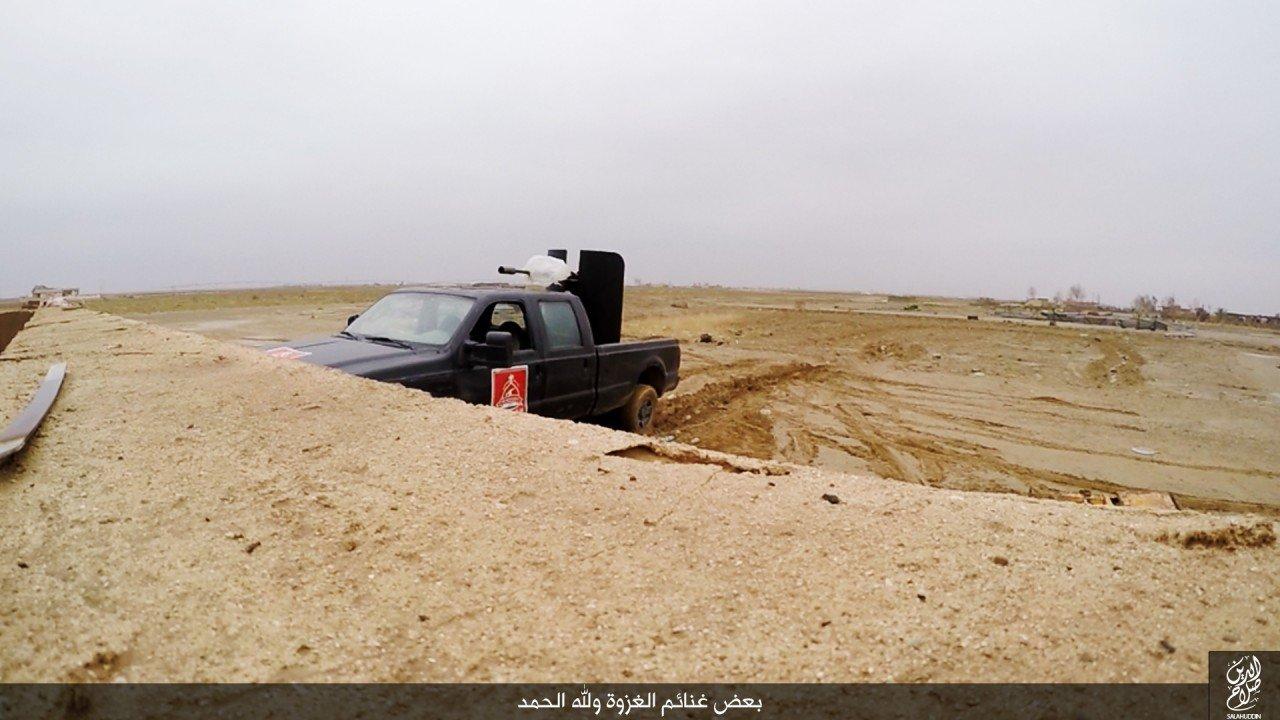 الدولة الإسلامية تقاتل على أبواب سامراء 15