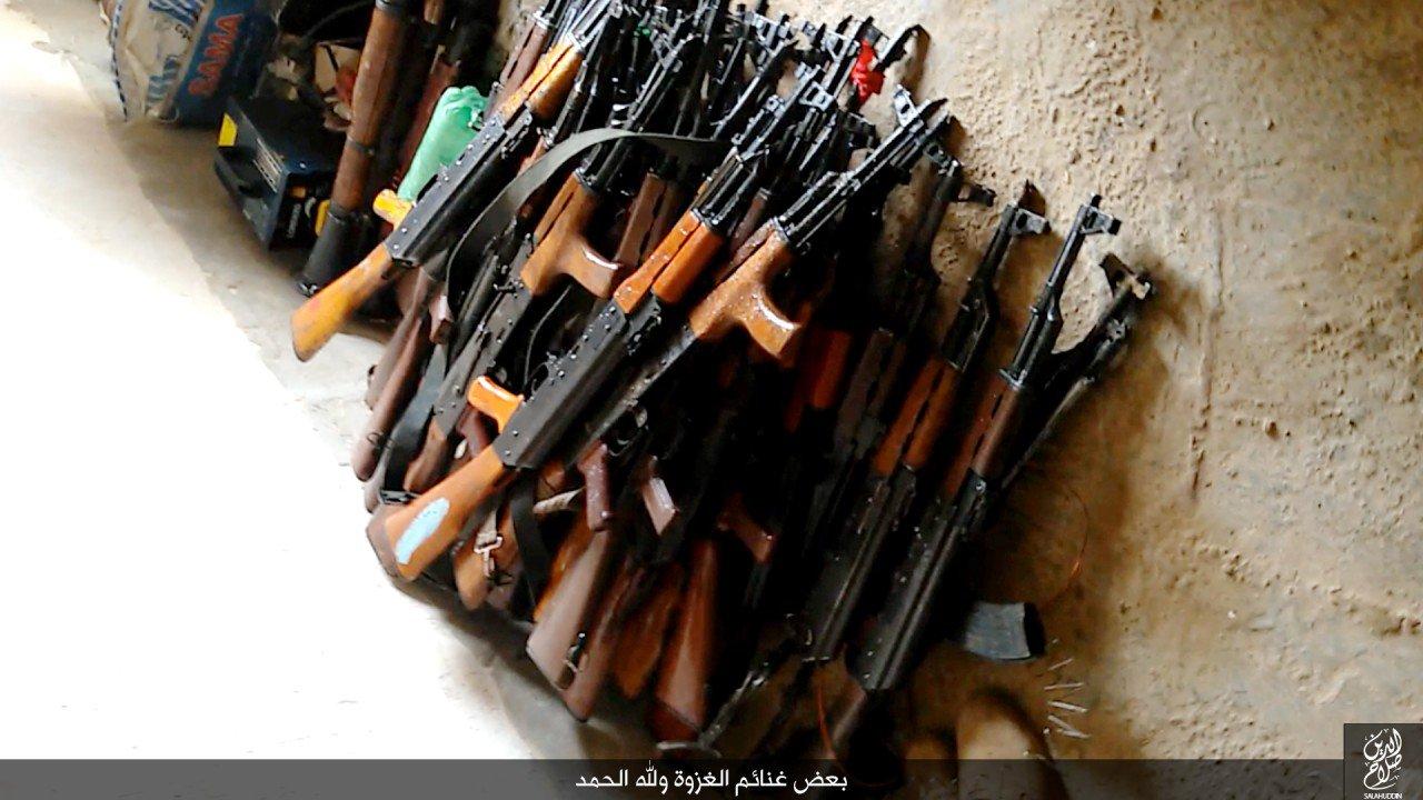 الدولة الإسلامية تقاتل على أبواب سامراء 16