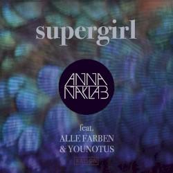 Anna Naklab - Supergirl