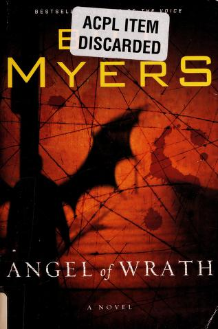 Cover of: Angel of wrath | Bill Myers
